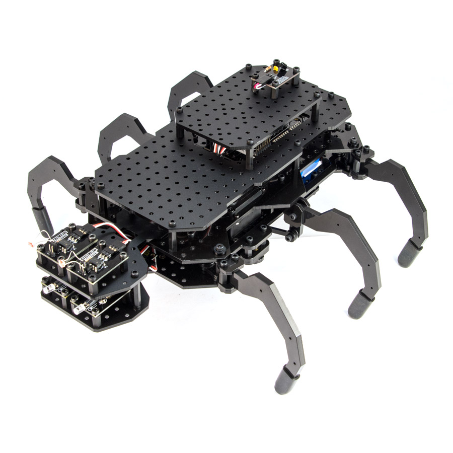 Robot kits and systems