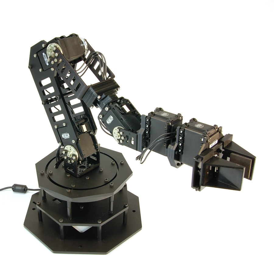 WidowX Robot Arm Kit Mark II - KIT-WIDOWX-ARM-COMP