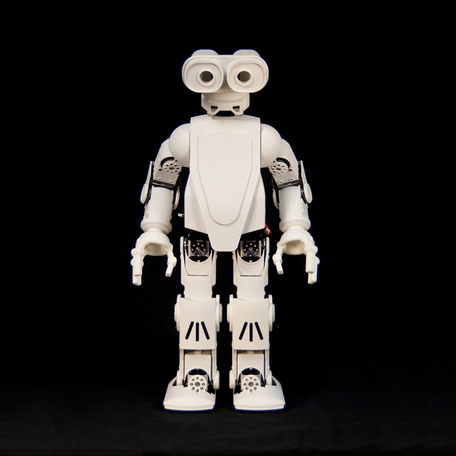HR-OS5 Humanoid Research Platform - IL-HR-OS5