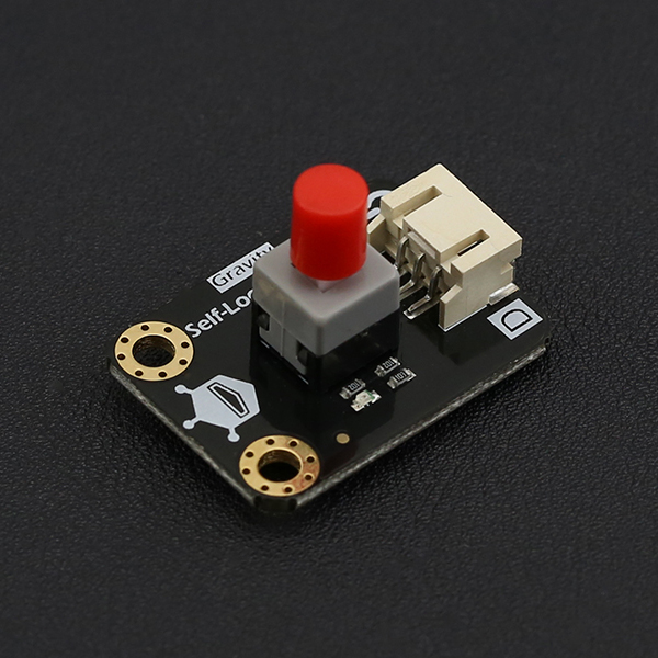 Gravity: Digital Self-Locking Switch - DF-DFR0423