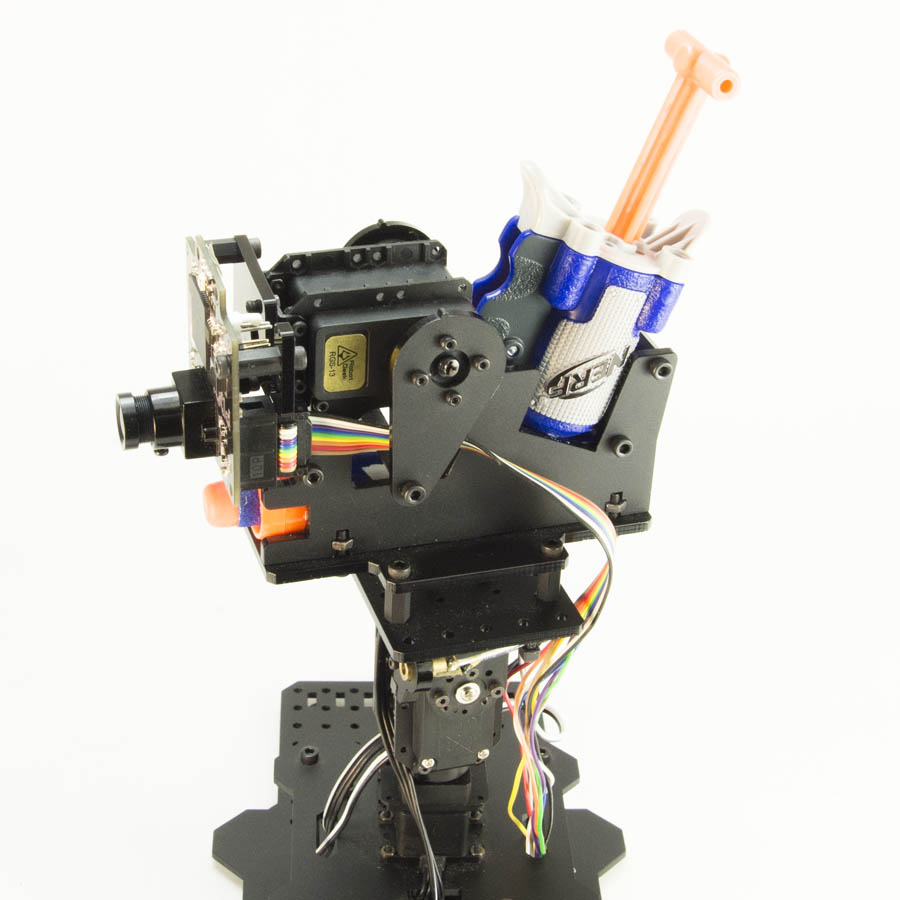 Pixy CMUcam5 w/ Mounting Hardware - ASM-PIXY-CAM