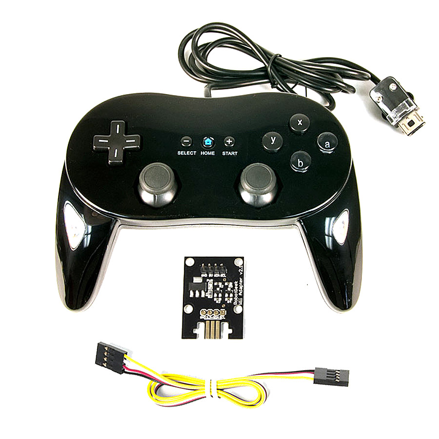 Wii Classic Controller Kit
