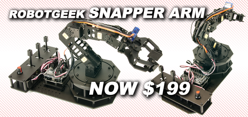 Snapper Arm Reduced Price
