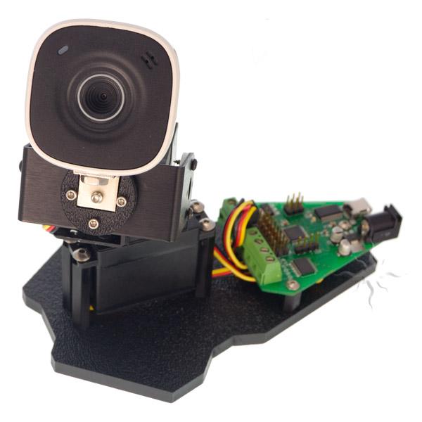 RoboTurret Vision Tracking Starter Kit