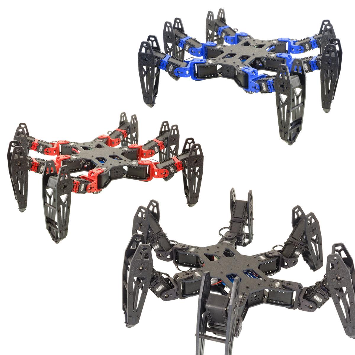PhantomX Hexapods