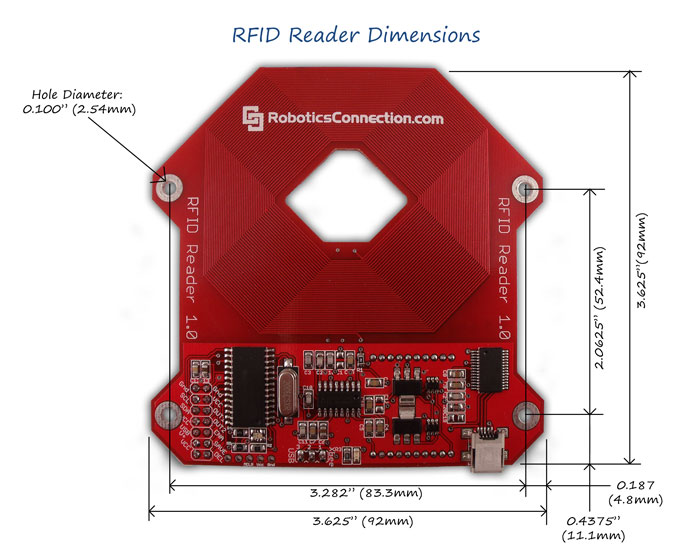 RedBee dimensions