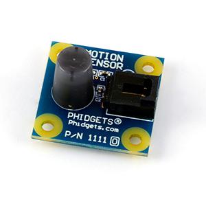 Phidget Motion Sensor