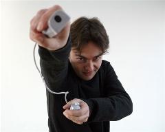 Brian Peek Wiimote