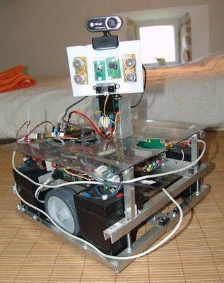 DIY COTS Robot