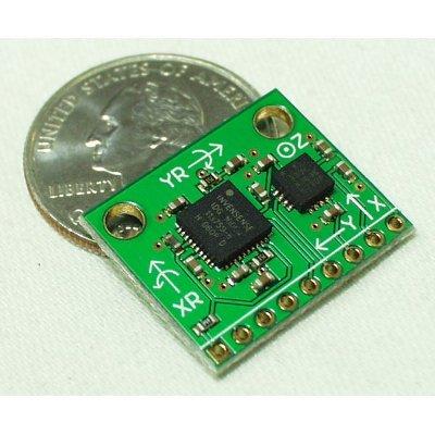 Spark Fun Gyro Accelerometer Image