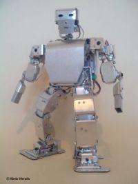 Almir Heralic - Humanoid Robot HR-2