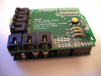 Arduino-Phidget-adaptor