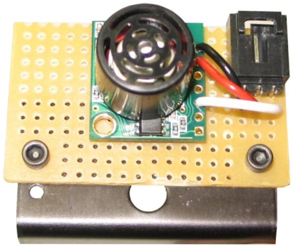 Range Sensor Front