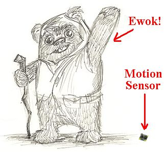 Ewok Motion