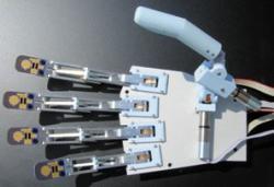 Sensitive Robotic Hand