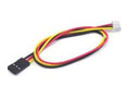 Sharp IR Sensor to Servo Cable