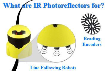 IR Photoreflectors