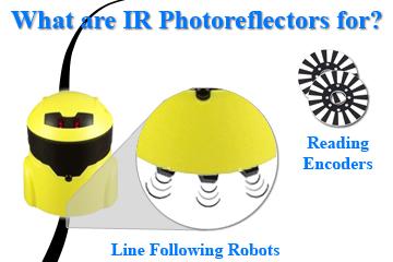 IR Photoreflectors