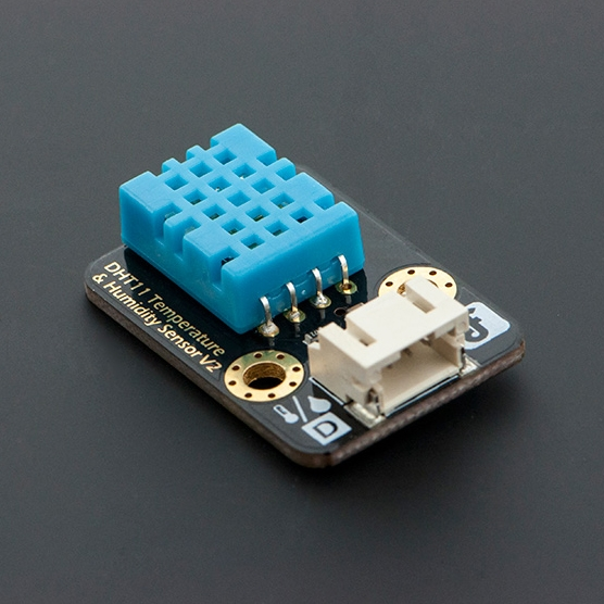 Gravity: DHT11 Temperature and Humidity Sensor DHT11, Temperature, Humidity, environment, Sensor