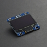 "1.3"" OLED Module OLED, led, screen, display, 1.3, inch, small, Module, output, dfrobot"
