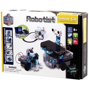 Artec Block Quot Robotist Quot Sensor Car