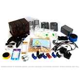 Super Mysterious Robotics Grab Bag Super, Mysterious, mystery, Robotics, parts, kit, Grab, Bag, box, swag