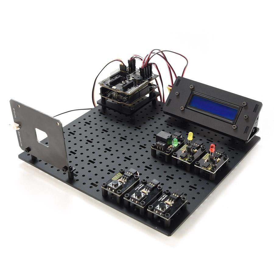 Robotgeek basic experimenter s kit