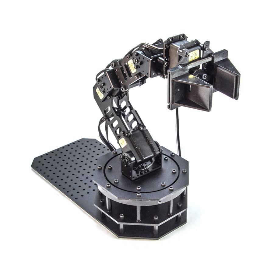 Robotgeek snapper core arduino robot arm