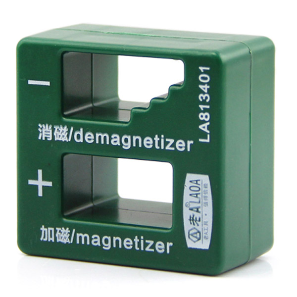 Screwdriver Magnetizer / Demagnetizer Screwdriver, Magnetizer, Demagnetizer