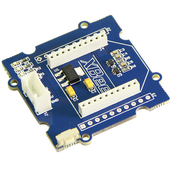 Grove - Bee Socket Grove, Bee, Socket, uartsbee, xbee, communication, serial, wireless, breakout