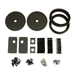 RobotGeek Wheel Set - KIT-RG-WHEEL-SET