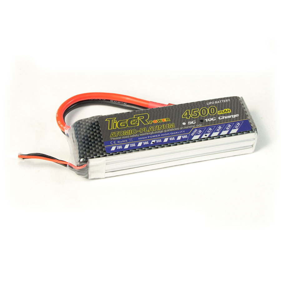 3s 11.1V 4500mAh 35C LiPo Battery arduino battery, LiPo, Lithium Ion Battery, LiPo Battery, 3 cell lipo battery, 11v lipo battery, 4500mAh battery, 3s 11V 4500mAh 25C lipo battery