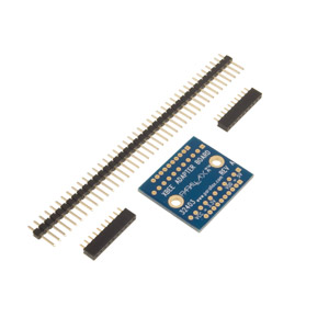 Xbee Adapter Breakout Board Xbee, Breakout, Board, Adapter, Wireless, Robot Communication, Interface