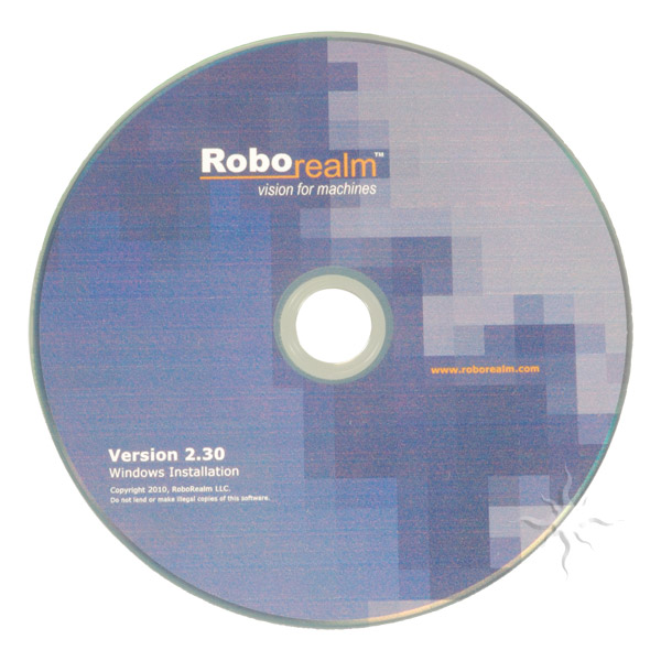 Roborealm Full License Roborealm, Machine Vision, Camera, Vision