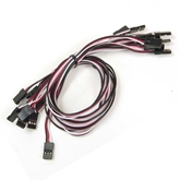 300mm 3-pin Female Sensor Cable 10 pack