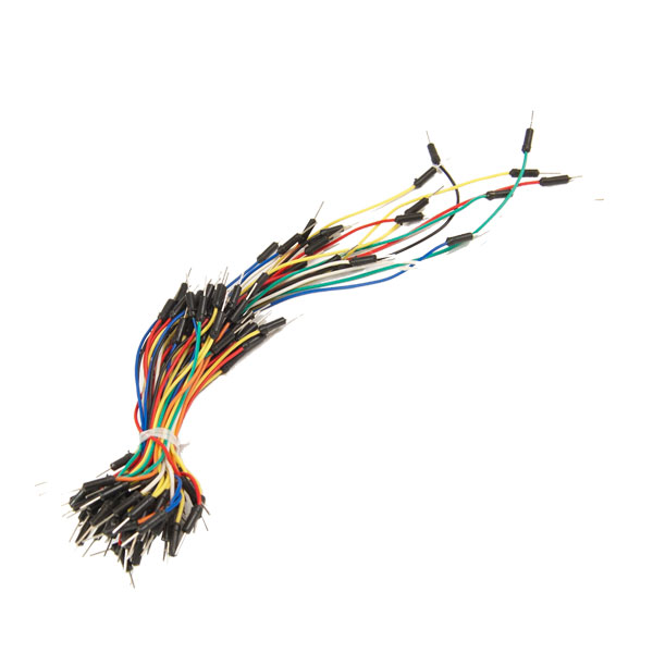 Breadboard Jumper Wire - 70pcs pack Breadboard, Jumper, Wire, cable, arduino, freeduino, seeeduino