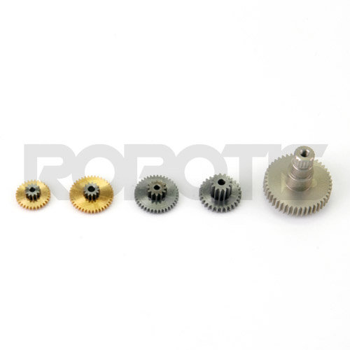 RX-24F/RX-28 Gear Set RX-28, RX-24F, Gear, Set, replacement, dynamixel, robotis, bioloid
