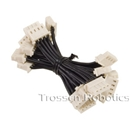 Dynamixel 60mm 4 Pin Cable 10 Pack