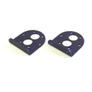 Aluminum Motor Mount for GHM 1 - 4 / 12 - 13 (pair)