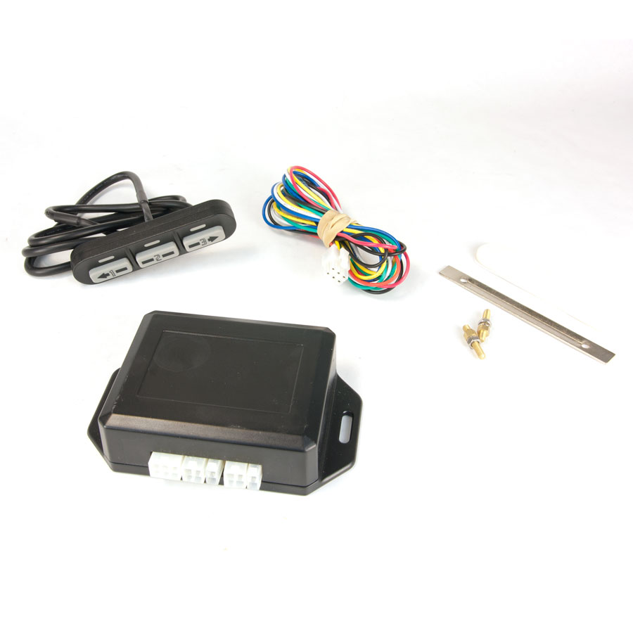 Dual Linear Actuator Controller spal, linear actuator, actuator controller, wiring harness