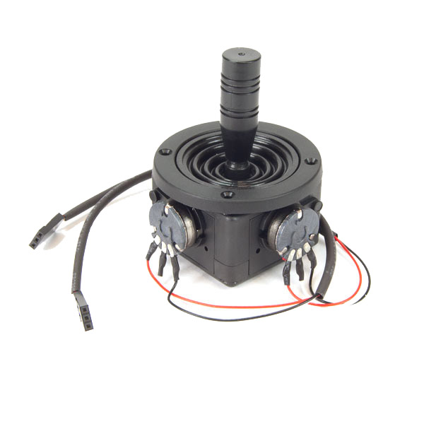 Robot Controller Joystick - Medium -2D  wired joystick, Medium Robot Controller Joystick, 2 Degree Joystick, Robot  Controller, Joystick, Robot Joystick, 2 Dimension Joystick medium joystick