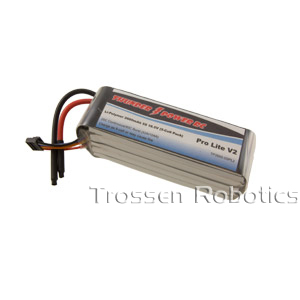 5S 18.5V 2600mAh Pro Lite V2 20C LiPo Battery TP2600-5SPL2, 5S, 18.5V, 2600mAh, Pro Lite V2, 20C, LiPo, Lithium Polymer, Battery, Thunder Power RC