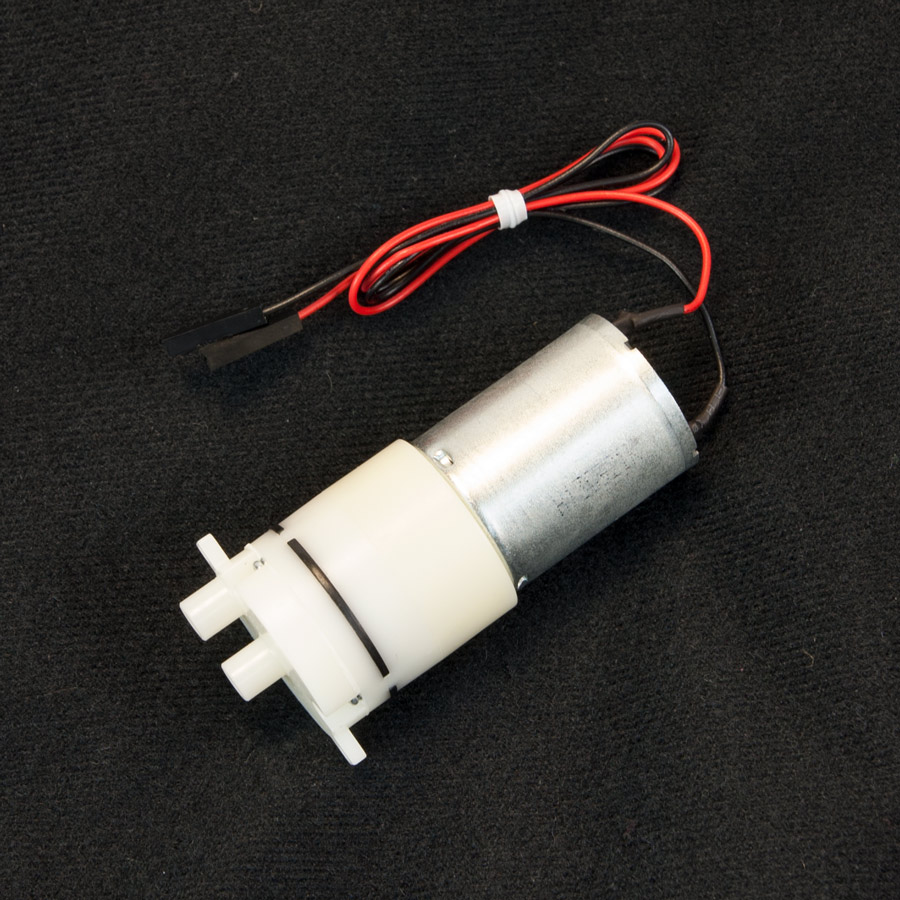 Robotgeek Pump Small on electric motion sensors