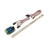 8 Inch FlexiForce 0-100 lbs. Resistive Force Sensor Kit flexiforce, flexi force, FSR, force sensing resistor, load sensor, force sensor, piezoresistive force sensor, resistive force sensor, thin film resistive force sensor