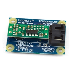Phidgets Humidity & Temperature Sensor Phidgets Humidity/Temperature Sensor, Phidget Humidity/Temperature Sensor