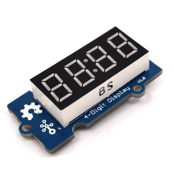Grove 4 Digit Display