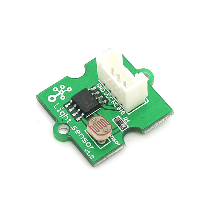 Grove - Light Sensor Grove Light Sensor, arduino light sensor, freeduino light sensor, seeeduino light sensor