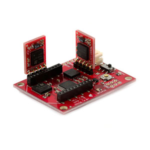 Atomic IMU 6 Degrees of Freedom - XBee Ready Atomic, IMU, 6 Degrees of Freedom, XBee Ready, 6DOF, Intertial Measurement Unit, Gyro, Accelerometer