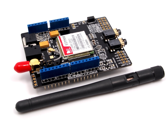 GPRS Shield GPRS, Shield, Duemilanove, Wireless Shield Diecimila, Arduino Board, Arduino Kit, Arduino Diecimila USB IO Board, Arduino IO Board, Arduino Diecimila, Arduino Diecimila Board, Arduino Wireless SD Shield