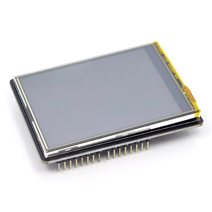 "2.8"" TFT Touch Shield 2.8"" TFT Touch Shield, Arduino Touch screen, Touch shield, Touchscreen shield, Arduino Touchscreen LCD, Touchscreen LCD"